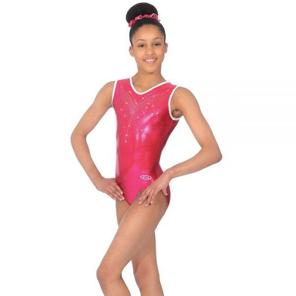 Flyte Sleeveless Gymnastics Leotard